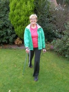 Christel Sasserath - Nordic Walking Instructorin Mönchengladbach Mülfort